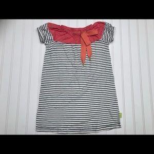 Morgan & Milo Dress Girls Sz 6  Dress Short Sleeve
